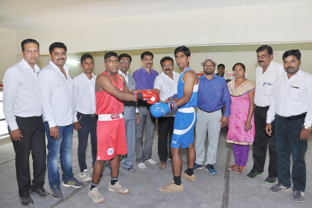 14 10 2016 SATARA ZONAL BOXING TOURNAMENT