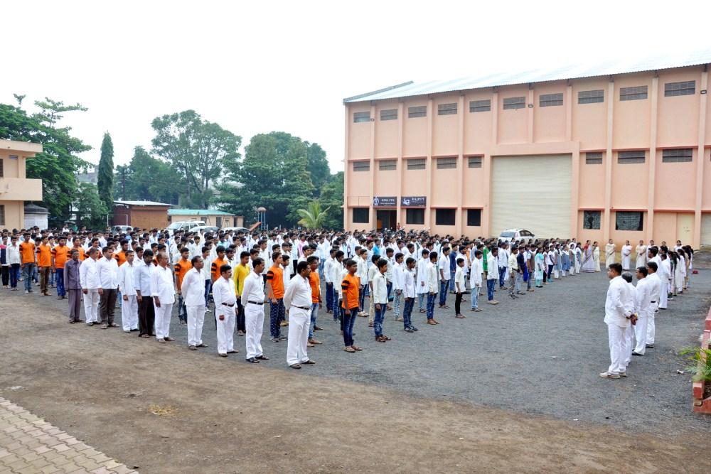 भारतीय स्वातंत्र्य दिन २०१७-१८ 15  08  2017